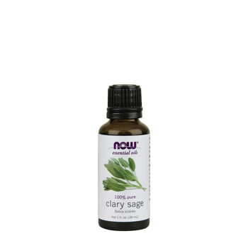 100% Pure Clary Sage Oil | GNC