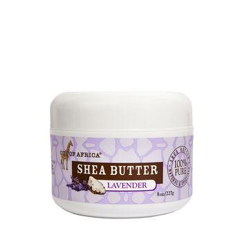 Raw Shea Butter - Lavender | GNC