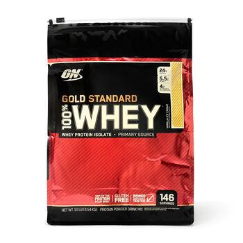 Gold Standard 100% Whey™ - Vanilla Ice CreamVanilla Ice Cream | GNC