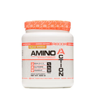 Amino Action - Island Breeze | GNC