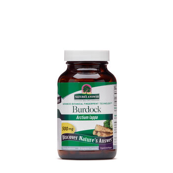 Burdock 500mg | GNC