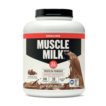 Muscle Milk® - ChocolateChocolate | GNC