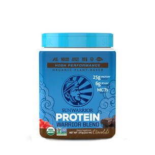 Plant-Based Organic Protein - ChocolateChocolate | GNC