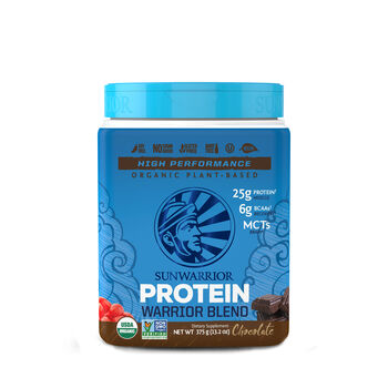 Plant-Based Organic Protein - ChocolateChocolate | GNC