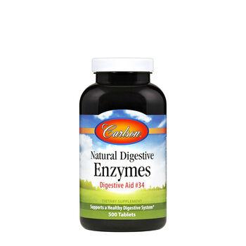 Digestive aid enzymes