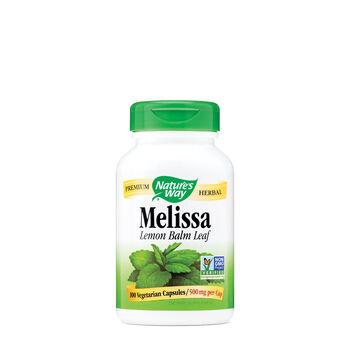 Melissa Lemon Balm Leaf | GNC