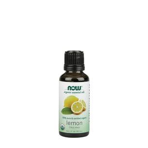 100% Pure & Certified Organic Lemon | GNC