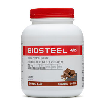 Whey Protein Isolate - ChocolateChocolate | GNC