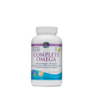 Complete™ Omega-3·6·9 | GNC