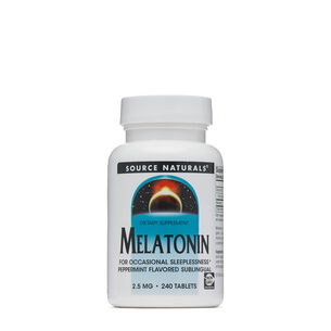Melatonin 2.5 G | GNC
