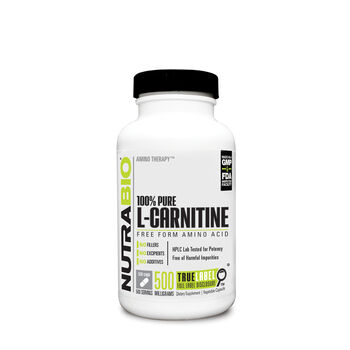 Amino Therapy™ 100% Pure L-Carnitine | GNC