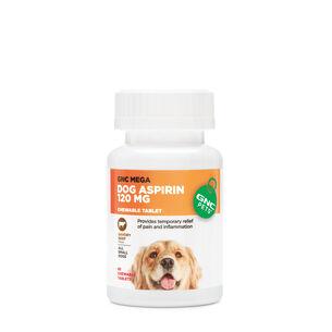 GNC Mega Dog Aspirin 120 MG - Savory Beef Flavor | GNC