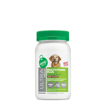 Multivitamin Plus - Beef Flavor | GNC