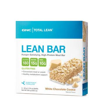 Lean Bar - White Chocolate CookieWhite Chocolate Cookie | GNC