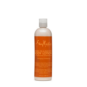Argan Oil & Raw Shea Softening Body Lotion with Frankincense & Myrrh Extract | GNC
