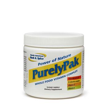 PurelyPak | GNC