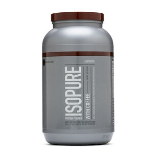 Isopure with Coffee - Espresso | GNC