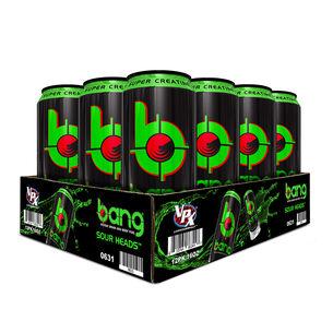 BANG® - Sour Heads™Sour Heads™ | GNC