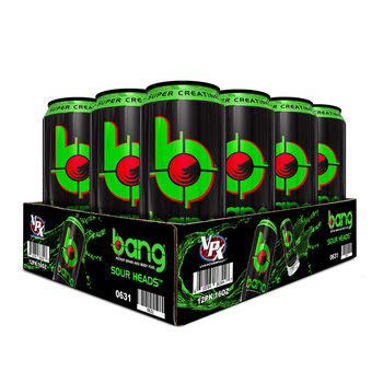 BANG® - Sour Heads™Sour Heads™   GNC