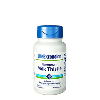 European Milk Thistle | GNC