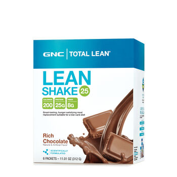 Lean Shake 25- Rich ChocloateRich Chocolate | GNC