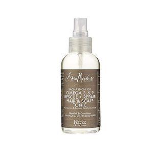 Sacha Inchi Oil Omega 3, 6, 9 Rescue + Repair Hair & Scalp Tonic | GNC