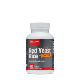 Red Yeast Rice + Co-Q10 | GNC