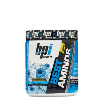 Best Aminos™ with Energy - Blue Icy RazBlue Icy Raz | GNC