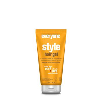 Style Hair Gel  (Medium hold-natural look) | GNC