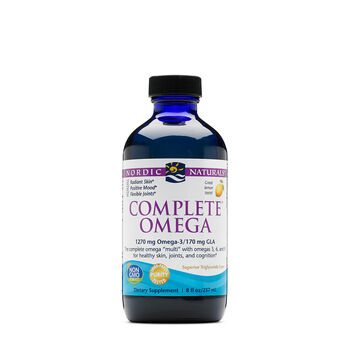 Complete™ Omega Lemon | GNC