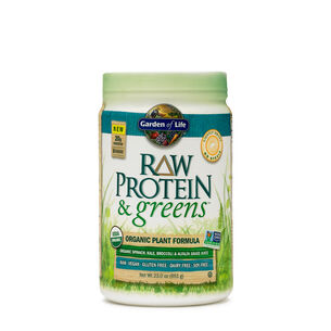 Raw Protein & Greens - Lightly SweetLightly Sweet | GNC