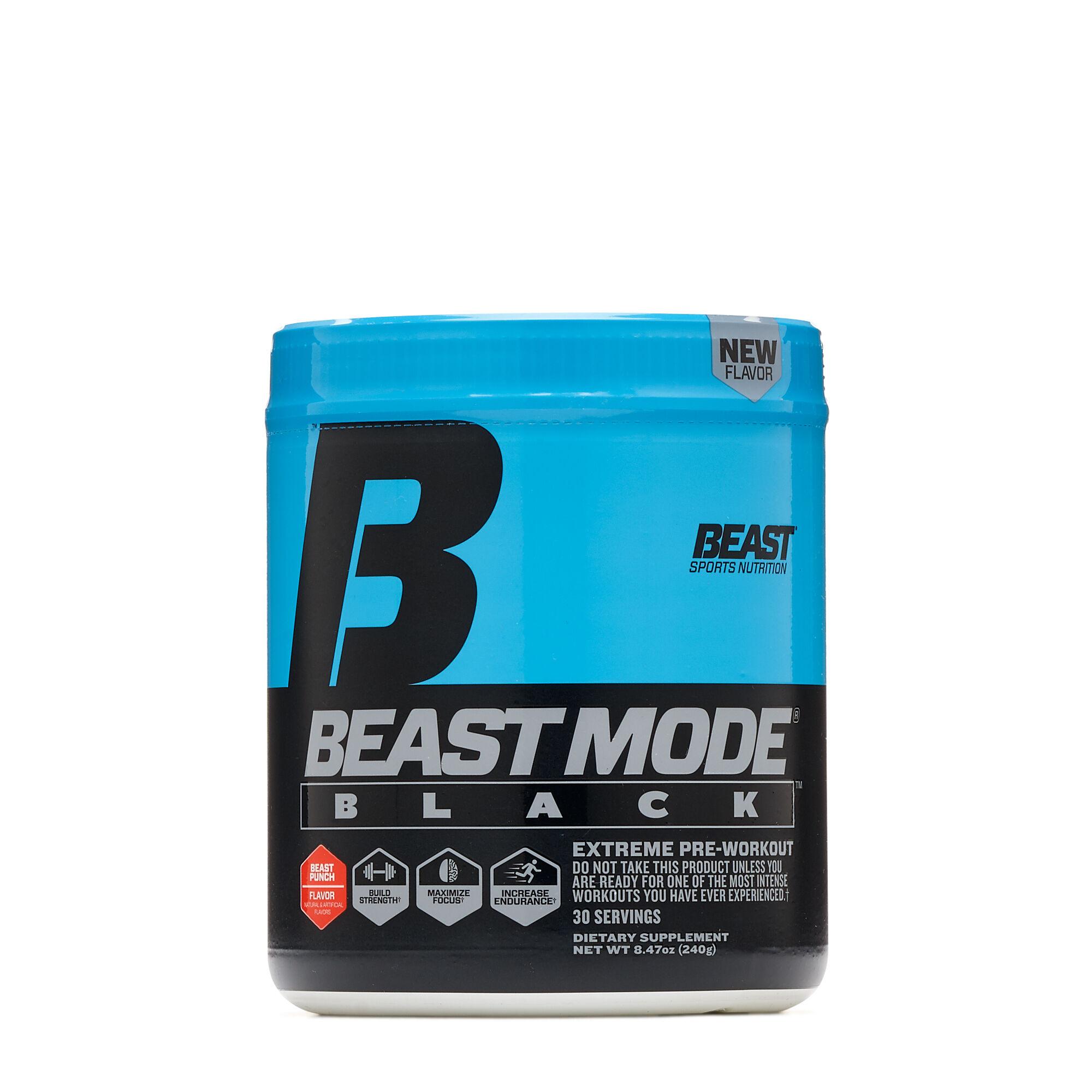 Images Beast Mode Black
