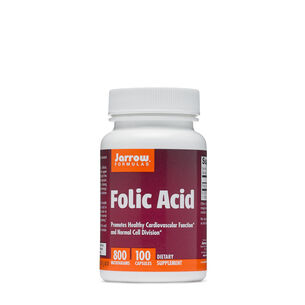 Folic Acid 800 MICROGRAMS | GNC