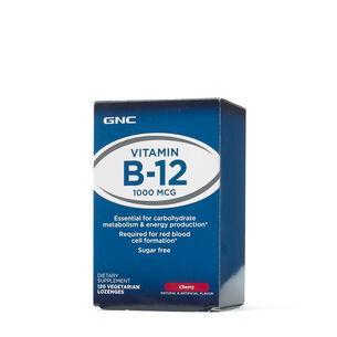 GNC 비타민B Vitamin B-12 1000 mcg
