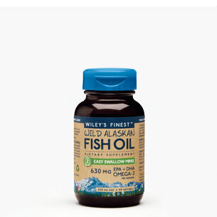 Wild Alaskan Fish Oil Easy Swallow Minis | GNC