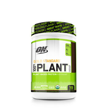Gold Standard® 100% Plant Protein - ChocolateChocolate | GNC