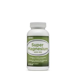 GNC Super Magnesium 400 MG