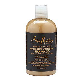 African Black Soap Dandruff Control Shampoo | GNC