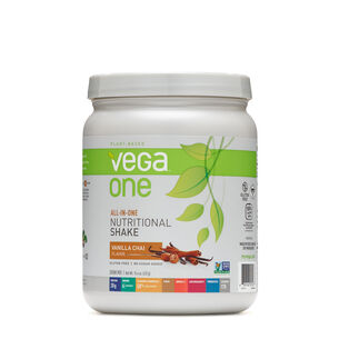 All-In-One Nutritional Shake - Vanilla ChaiVanilla Chai | GNC