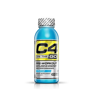 C4® On The Go Preworkout Explosive Energy  - Icy Blue RazzIcy Blue Razz | GNC