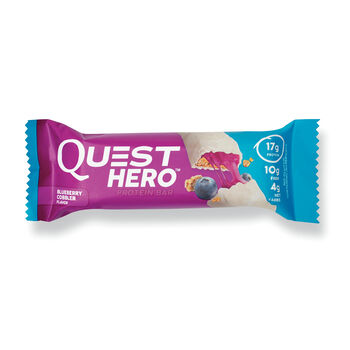 Quest Hero™ Protein Bar - Blueberry CobblerBlueberry Cobbler | GNC