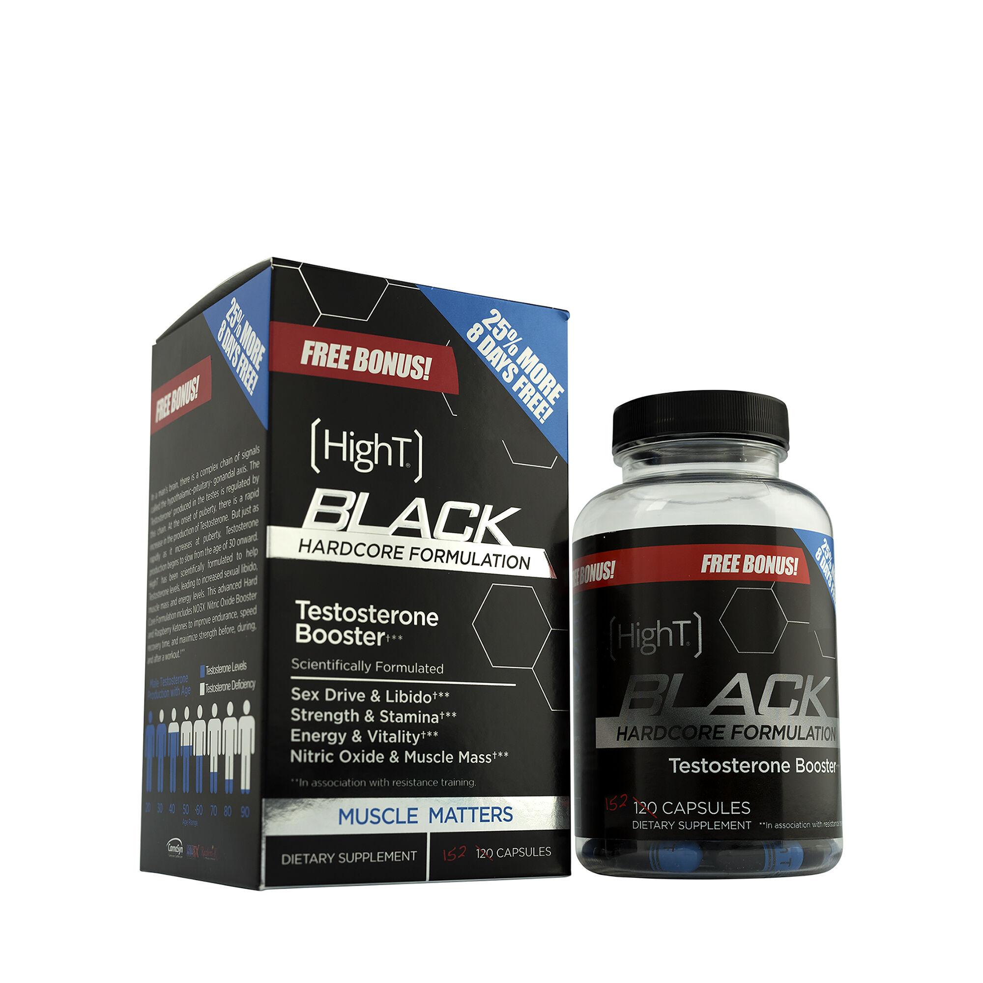 Black testosterone booster