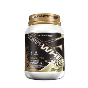 Tasty Whey™ DeLuxe - French Vanilla SwirlFrench Vanilla Swirl | GNC