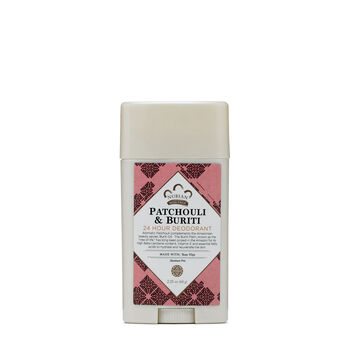 Patchouli & Buriti 24 Hour Deodorant | GNC