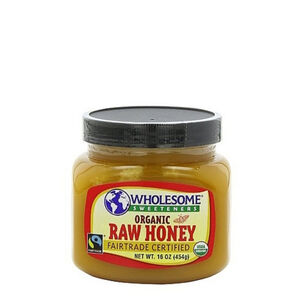 Organic Raw Honey | GNC