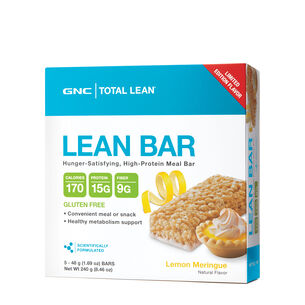 Lean Bar - Lemon Meringue | GNC