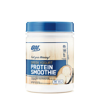 Greek Yogurt Protein Smoothie™ - VanillaVanilla | GNC
