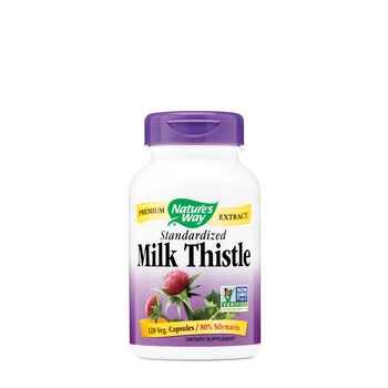 Milk Thistle Standardized | GNC