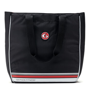 Camille Meal Management Tote - Black-Red | GNC