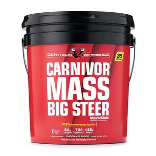 Carnivor™ Mass Big Steer - Chocolate Fudge | GNC